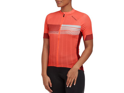 Altura Women's Club Short Sleeve Jersey Coral