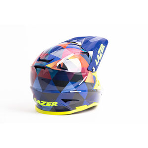 Lazer Phoenix+ Helmet, Gloss Triangles click to zoom image