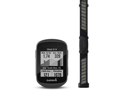 Garmin Edge 130 Plus GPS enabled computer - performance bundle