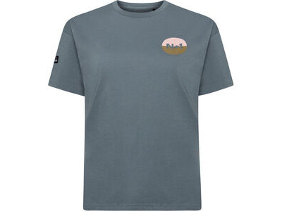 Madison Tech Tee women's, tyres shale blue
