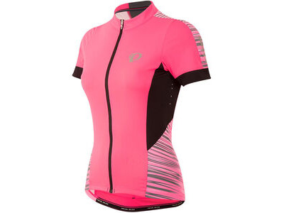 Pearl Izumi Women's, Elite Pursuit SS Jersey, Screaming Pink Rush