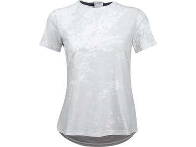 Pearl Izumi Women's Scape Top, Wet Weather / White Lunar