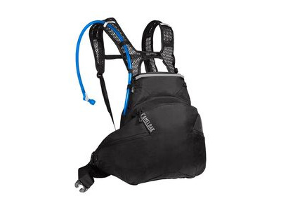 CamelBak Women's Solstice Lr 10 Low Rider Hydration Pack (Redesign) Black/Silver 10 Litre