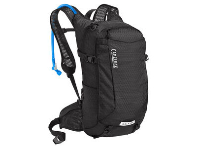 CamelBak Women's Mule Pro 14 Hydration Pack Black/White 14 Litre
