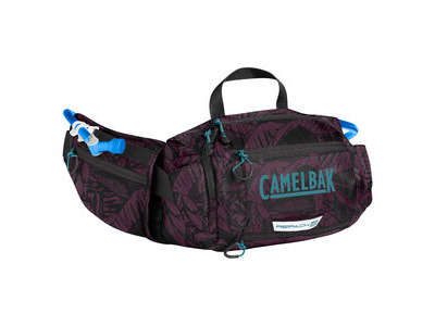 CamelBak Repack Lr 4 Hydration Pack Plum/Black Palms 4 Litre
