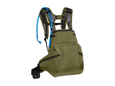 CamelBak Skyline Lr 10 Low Rider Hydration Pack (Redesign) Burnt Olive/Kelp 10 Litre