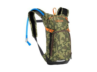 CamelBak Kids' Mini Mule Hydration Pack Camelflage 1.5l/50oz