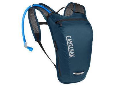 CamelBak Hydrobak Light Hydration Pack Gibraltar Navy/Black 1.5 Litre