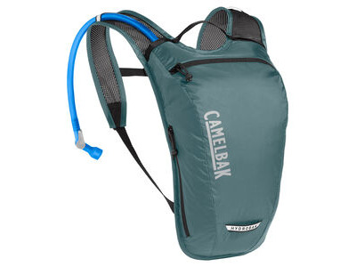 CamelBak Hydrobak Light Hydration Pack Atlantic Teal/Black 1.5 Litre