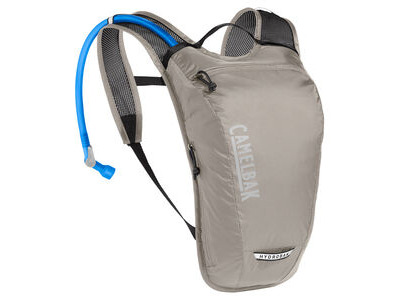 CamelBak Hydrobak Light Hydration Pack Aluminum/Black 1.5 Litre