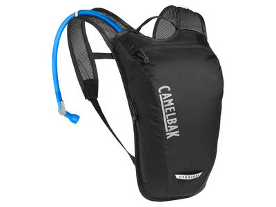 CamelBak Hydrobak Light Hydration Pack Black/Silver 1.5 Litre
