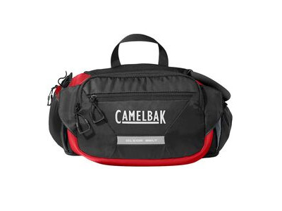 CamelBak Glide Belt Winter Hydration Pack Black/Racing Red 2 Litre