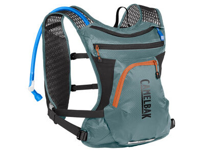 CamelBak Chase Bike Vest Hydration Pack Atlantic Teal/Black 4 Litre